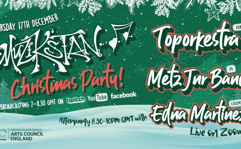 Muzikstan Christmas Party