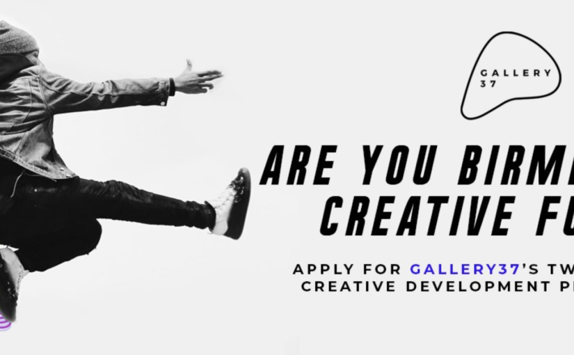 Gallery 37, 2021 Artists Residency Programme